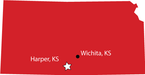 Kansas locations