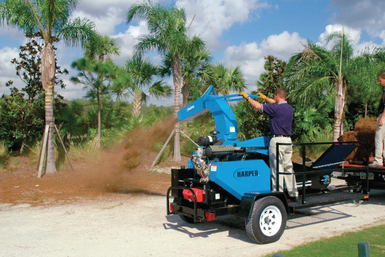 Harper Turf Blowers